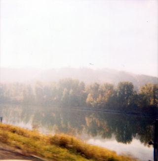 Polareflectionopnwater