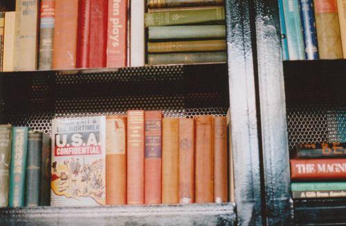Acebookshelves