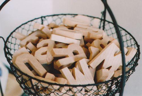 Woodenletter