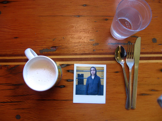 Polaroid_lunch
