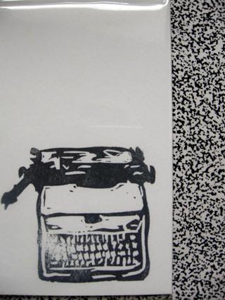 Typewritercard