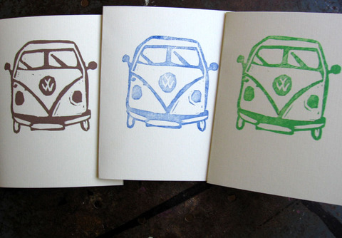 Vwvancards